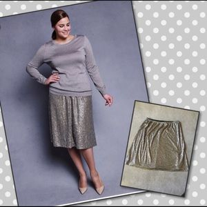 Lane Bryant Skirts - Sparkling Party Skirt